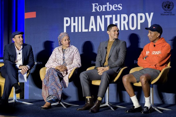 Forbes 400 Summit on Philanthropy - 27 juin 2019