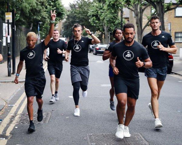 Adidas - Londres - Juillet 2019