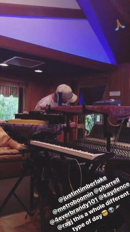 En studio avec... - Août 2019