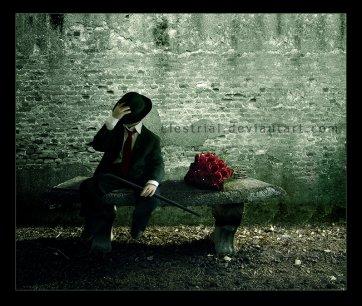 Et je suis là, à attendre désespérément que quelque chose m'arrive, que quelqu'un m'arrive.