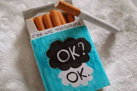 """""""- La vie est belle, Ok ?   -Ok..."""