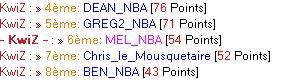 TEAM NBA <3
