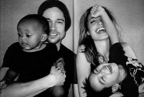 La famille est un lieu ou tout le monde vous aime, peu importe comment vous êtes, ils vous acceptent pour ce que vous êtes.