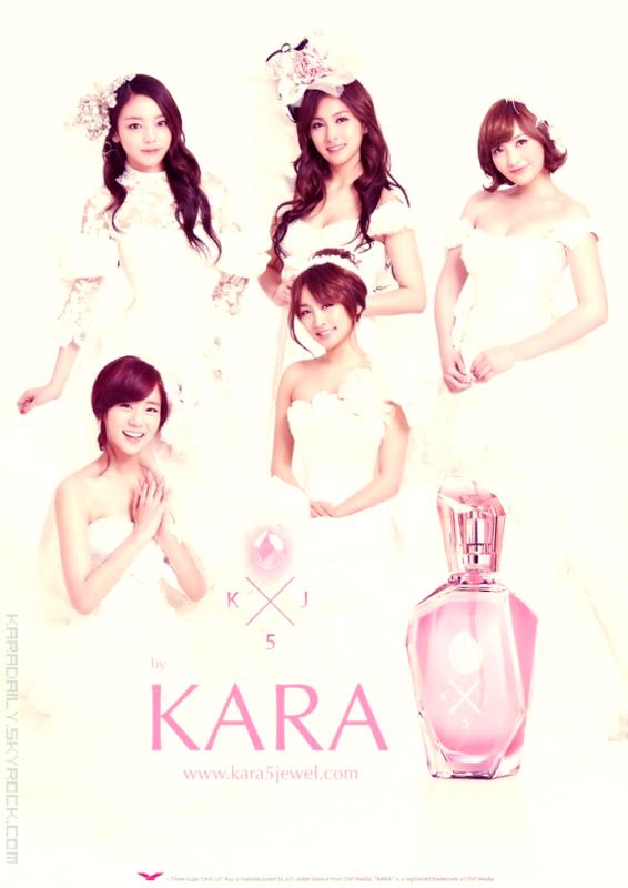 . . Le 18 juin 2012 : En collaboration avec le lancement du parfum KARA - K5J, les 5 membres du groupe feront une apparition pour promouvoir le nouveau lancement. Il y aura une séance d'autographes ! Cet événement aura lieu à 19h00 à Singapour.   ~ ♥   .
