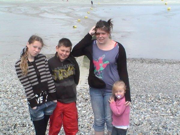 Vacance en famille !! <3