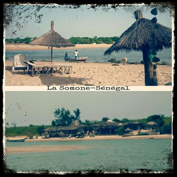 La lagune de somone senegal