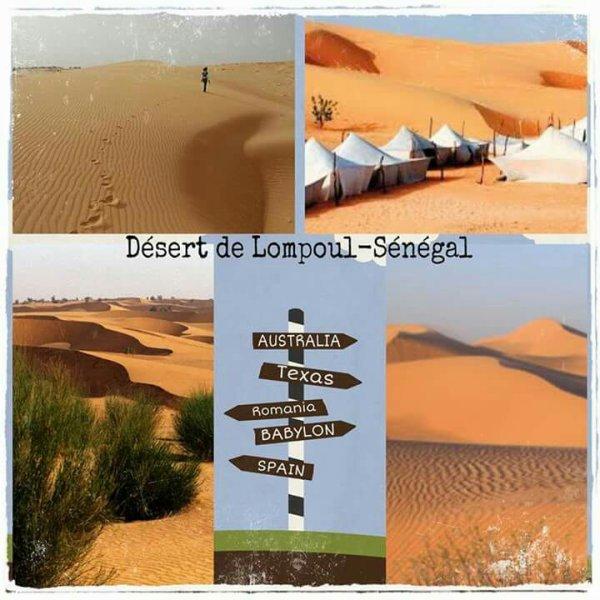 Le desert de lompoul