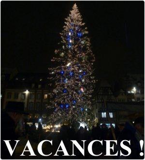 Vacances de Noël 2010...