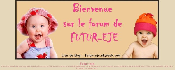 Le forum de futur-eje !