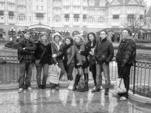  # . .Disneyland Resort Paris_  8-p. . # 