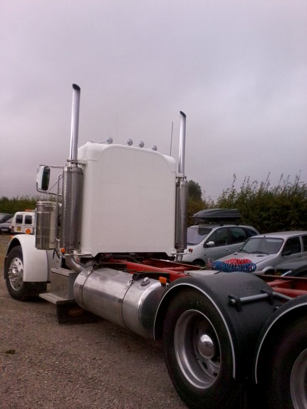 Voici quelque photo de camion que j ai pris durant mon apprantisage