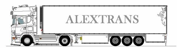Un nouvelle ensemble a ajoute a mon entreprise ''ALEXTRANS''.....