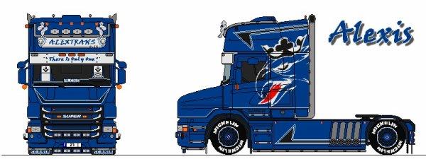 Mon new Scania