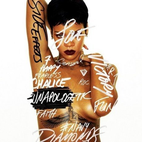 "Extrait du nouvel album de rihanna ""Unapologetic"""