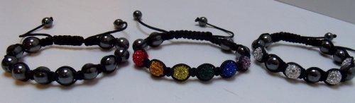 ✿ Article n°4 : Les bracelets shamballa fait par moi même