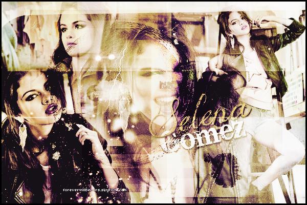 Bienvenue sur foreverwillbeours, un blog dédié à Selena Marie Gomez.