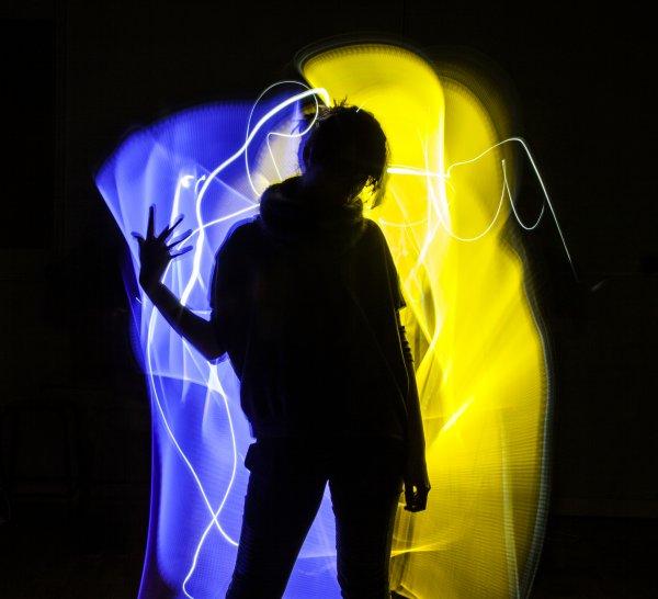 LightPainting ! ♦