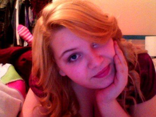 Je suis pas qu'un blonde sans cerveau.