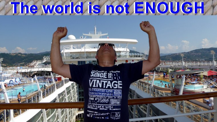 June 2015 My Cruise with ALLURE OF THE SEAS Part 4