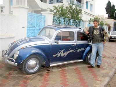 voiture coccinelle en tunisie