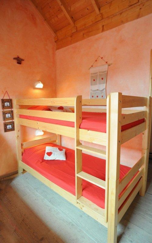 Aménagement étage  chambres , et salle de bain