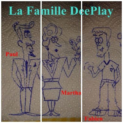 Famille  DeePlay .