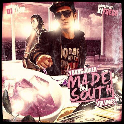 Made In South Mixtape Vol2 ( 2 / Young Jocker - Des Enveloppes (Featuring Slick) (2012)
