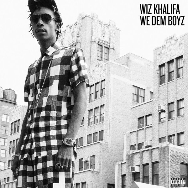 Wiz Khalifa - We Dem Boyz (Full) (2013)
