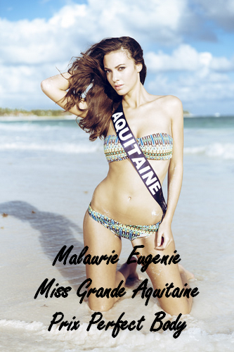 Miss Grande élection de Miss France Top 12