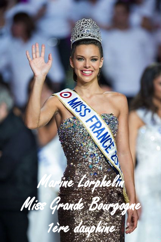 Miss Grande élection de Miss France Top 5