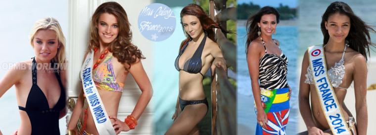 Miss Galaxy France 2015 Etape 1