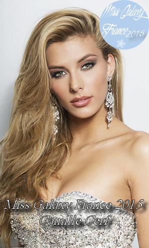 Miss Galaxy France 2015 RESULTATS