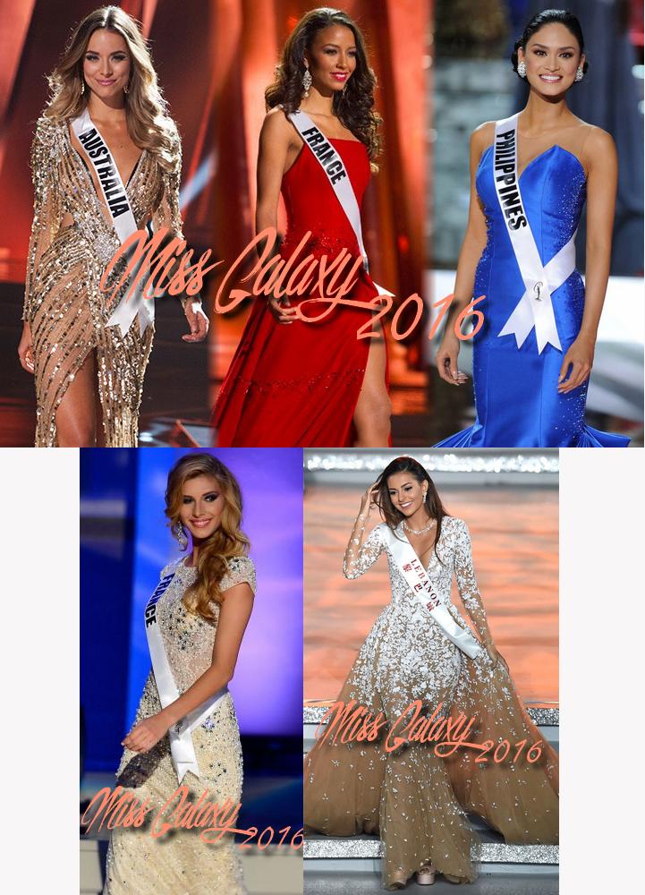 Miss Galaxy 2016