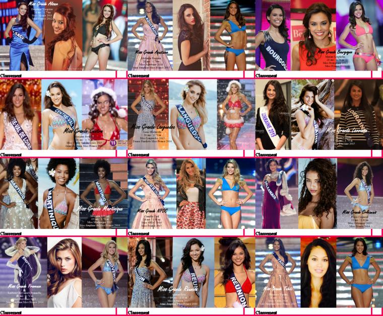 Miss Grande Election de Miss France 2016