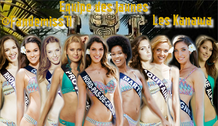 Koh Lanta des Miss 2016