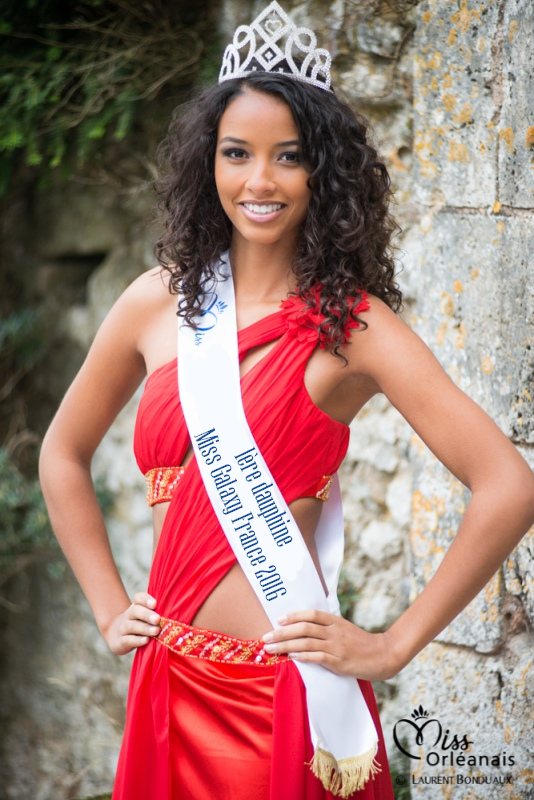 Miss Galaxy France 2016