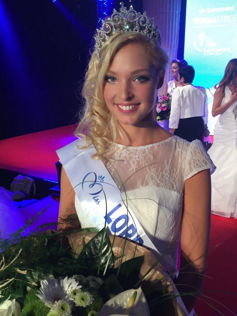 Miss Lorraine 2017 : Cloé Cirelli