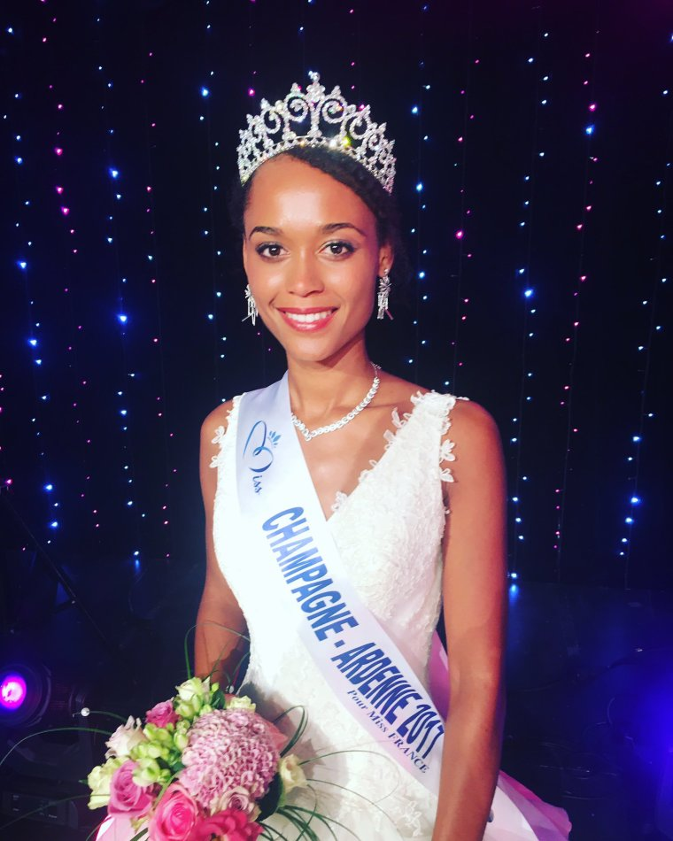Miss Champagne Ardenne 2017 : Safiatou Guinot
