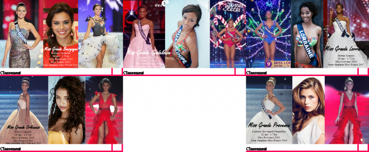 Miss Grande Election de Miss France 2017