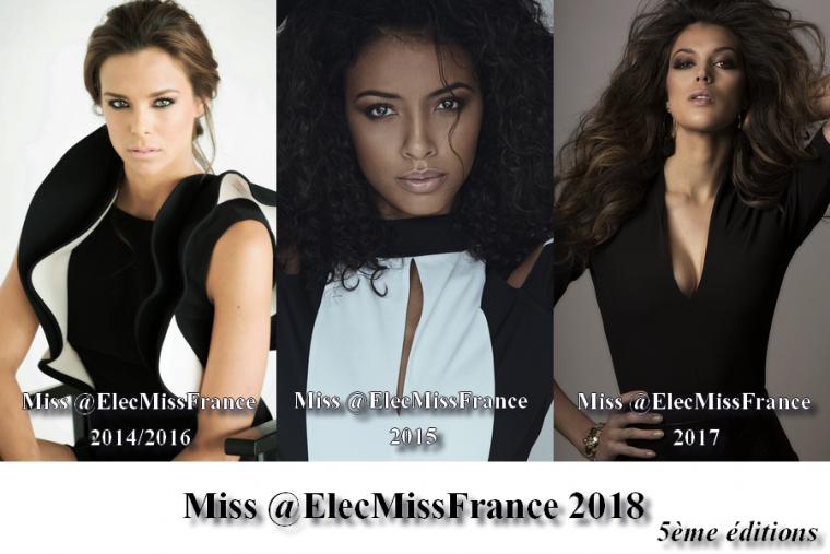 Miss @ElecMissFrance 2018