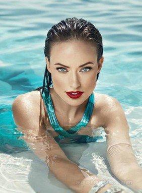 L'actrice amèricaine la plus sexy.