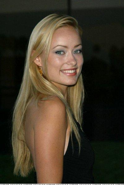 Olivia Wilde : blonde