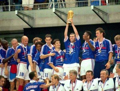 Coupe du Monde en 1998