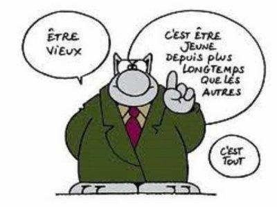 Le Chat, l'ami de Philippe Geluck