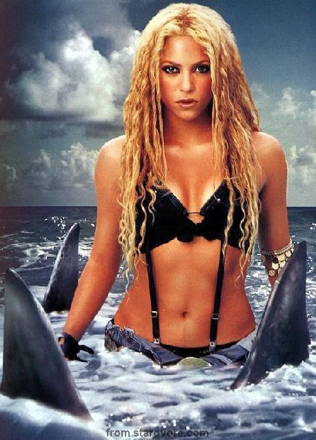 La beauté de Shakira