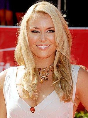 Belle blonde : Lindsay Vonn