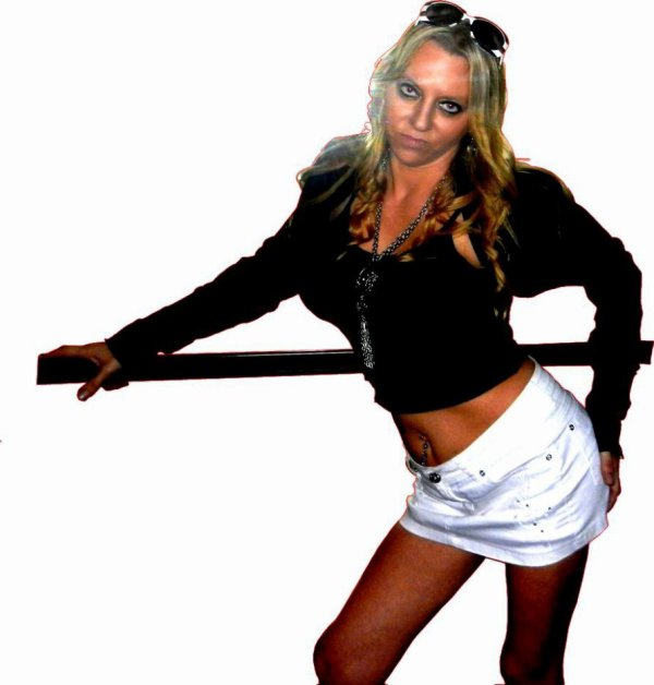 Belle blonde : Cynthia Fun