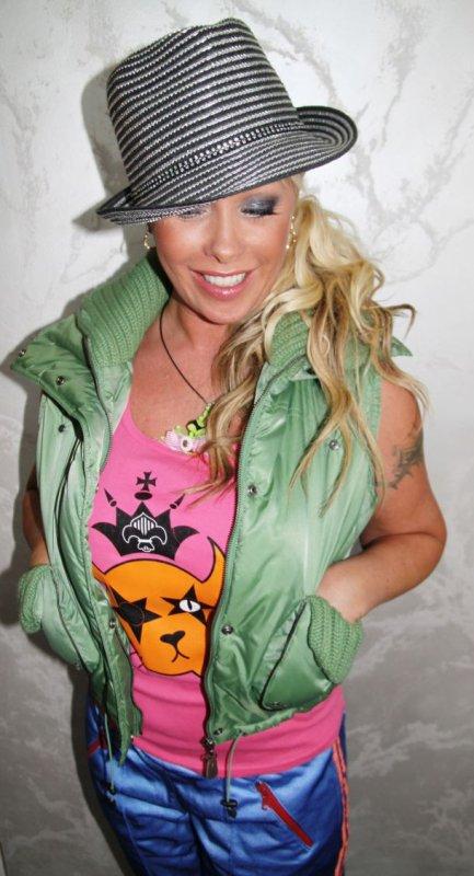 Belles blondes : Kristina Bellanova
