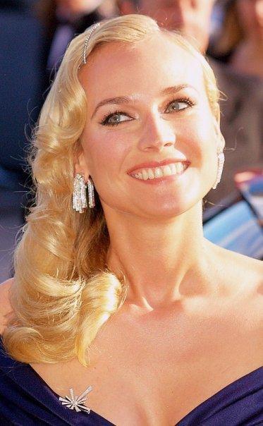 Belle blonde  Diane Krüger