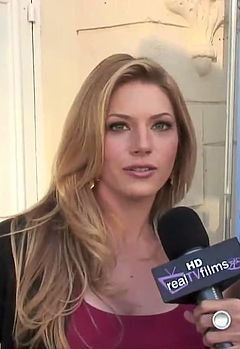 Belle blonde : Katheryn Winnick